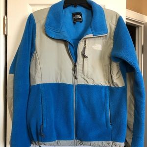 North Face Fleece Denali Jacket